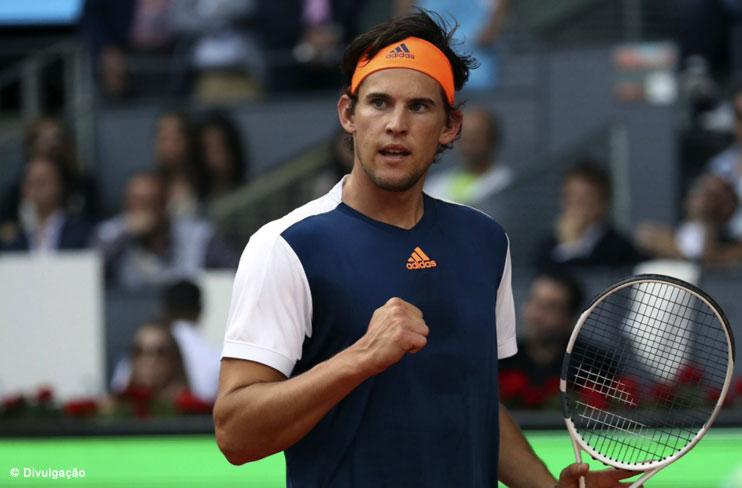 Roland Garros Calendario.Dominic Thiem Com Calendario Definido Ate Roland Garros