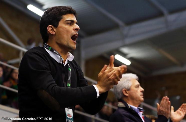 """Sinto Mais Do Que Consigo Expressar: Rui Machado: """"Sinto Que Já Vesti O Papel De Treinador Mas"""