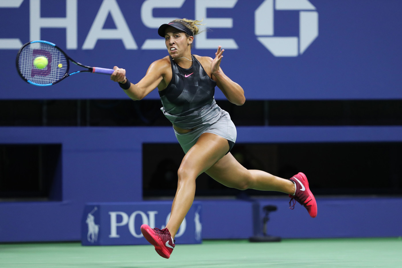 Madison keys s o estes os momentos com que sonhamos for Madison tenis de mesa