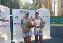 Belinda Bencic Ajla Tomljanović Dubai ITF 100.000