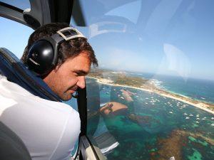 Roger Federer em Perth
