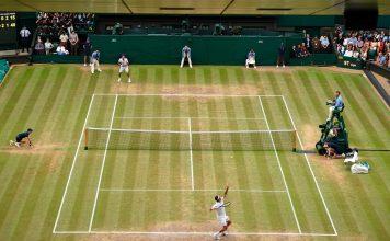 Roger Federer vs. Marin Cilic, final de Wimbledon
