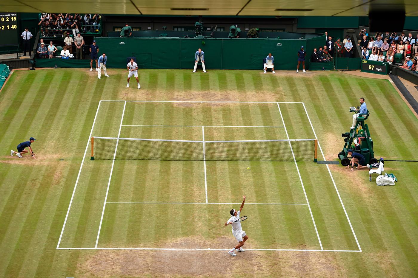 9252cbc5d02 Wimbledon foi o evento desportivo mais pesquisado no Google em 2017