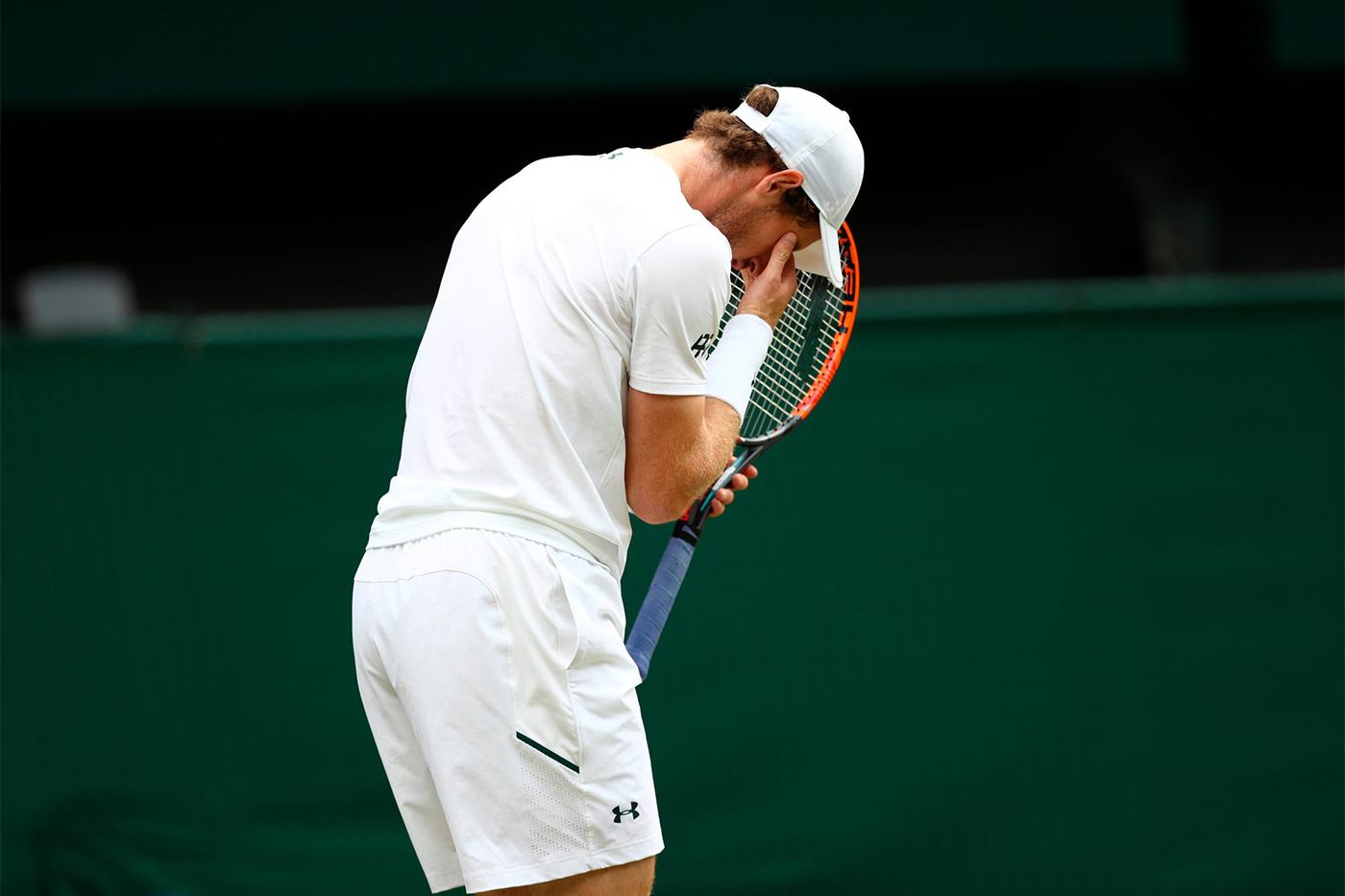 AndyMurray Wimbledon 2017