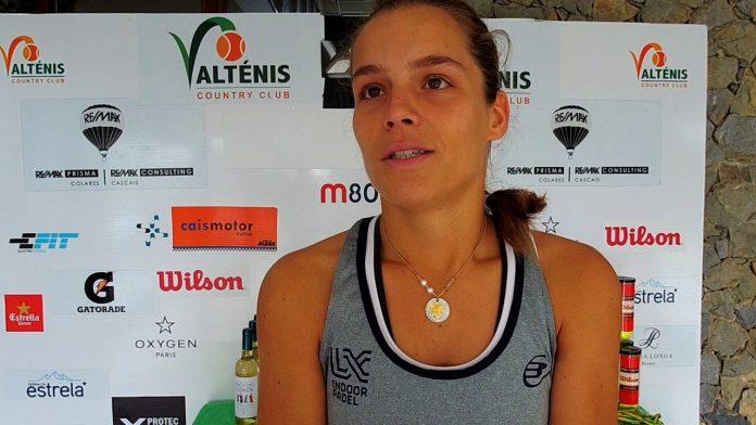 Filipa Mendonça Padel