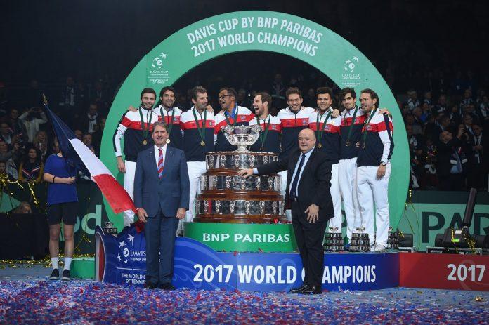 França Taça Davis