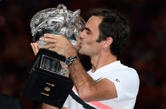Roger Federer campeão Australian Open 2018