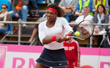 Serena Williams Fed Cup