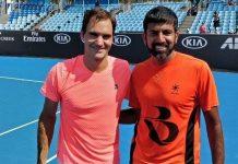 Federer-Bopanna
