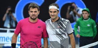 Roger Federer e Stan Wawrinka, Australian Open