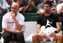 Agassi-Djokovic.