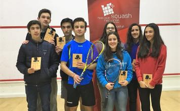 Campeonato Nacional de Squash 2018