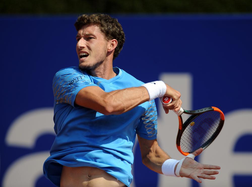 Carreño Busta defende título em nova aposta na juventude — Estoril Open
