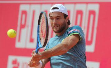 Joao Sousa Estoril Open.