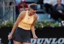 Maria Sharapova Roma