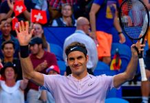 Federer HC