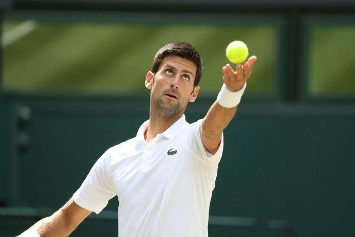 1-Novak Djokovic