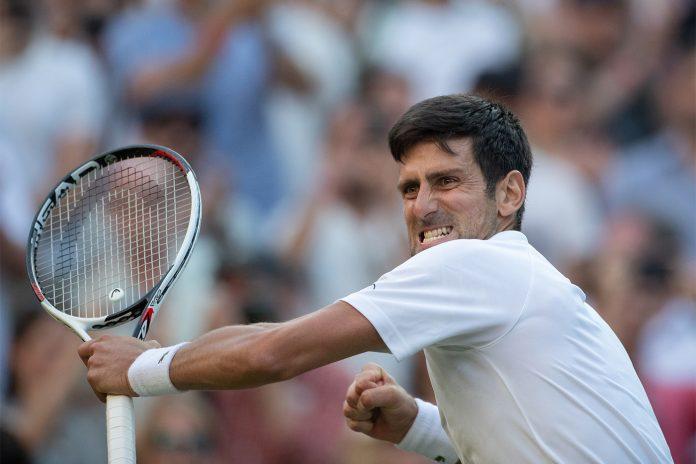 18 Novak Djokovic