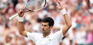 Novak Djokovic W1