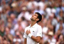 Novak Djokovic W3