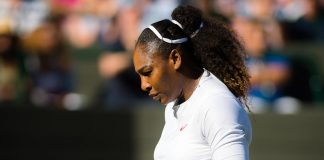 Serena Williams .