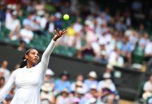 Serena Williams .W18