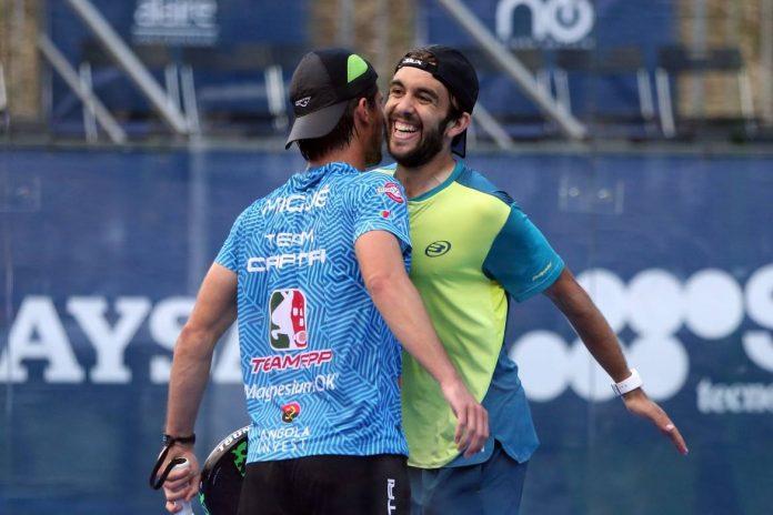 Miguel Oliveira e Pincho Fernandez