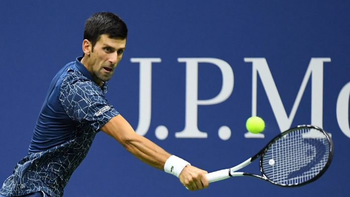 Novak Djokovic 1US
