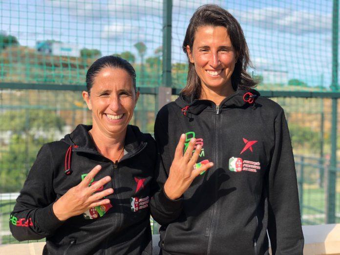 Filipa Caldeira e Bárbara Côrte-Real
