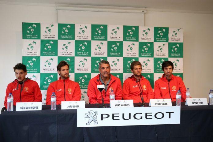 Portugal Taça Davis