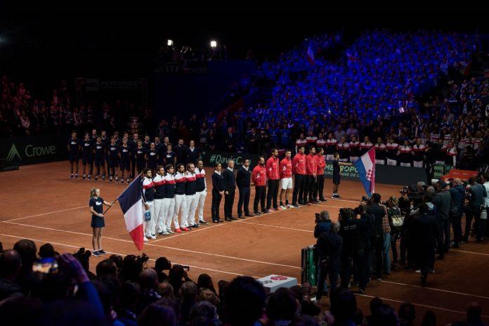 Lille final da Taça Davis