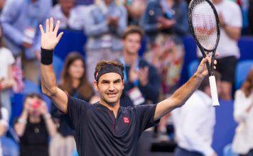 Roger Federer Hopman Cup 2