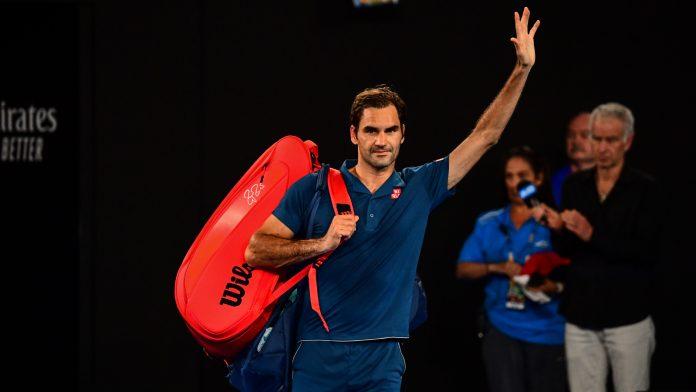 Roger Federer MEOpen
