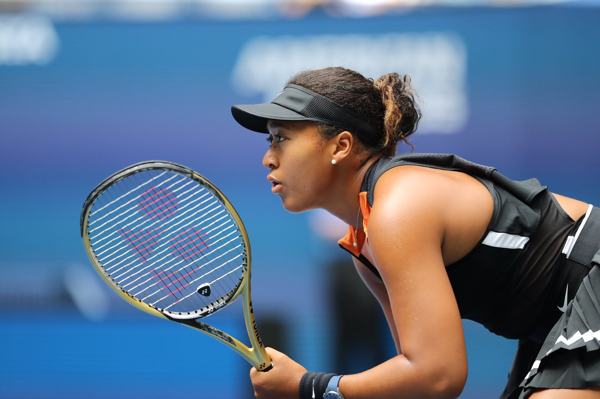 US Open. Naomi Osaka inicia defesa do título com vitória