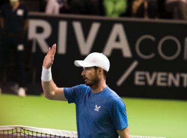 Andy Murray no Challenger de Rennes